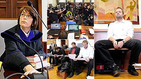 Staatsanwalt dehnt Anklage kurz vor Finale noch aus (Bild: APA/ HELMUT FOHRINGER/ HERBERT PFARRHOFER)