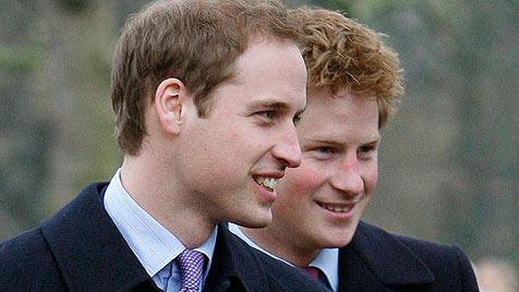 """William feierte klammheimlich """"Bachelor-Party"""""""