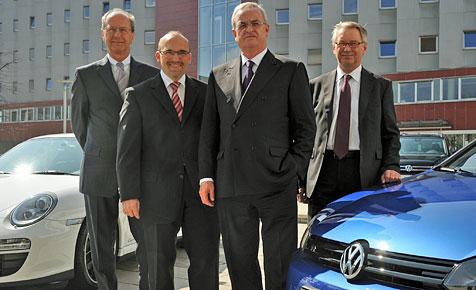 VW übernimmt die Salzburger Porsche-Holding (Bild: Wolfgang Weber)