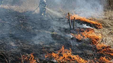 Zwei Brände in Steyr - Mann in Lebensgefahr (Bild: FF Steyr)