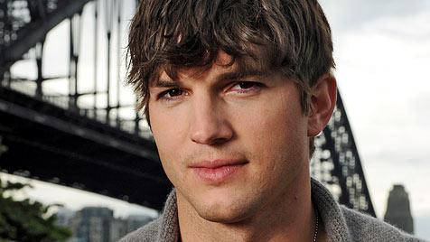 Ashton Kutcher soll Steve Jobs verkörpern (Bild: EPA)