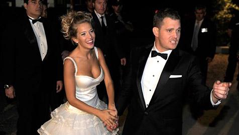 Böse Überraschung für Michael Bublé nach Hochzeitsfeier