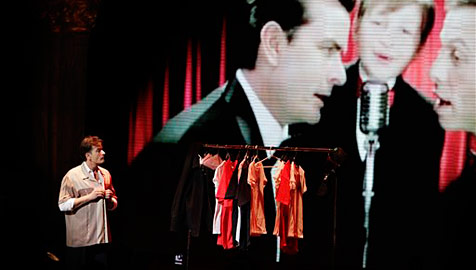 Charlie Sheen bei Bühnentour-Auftakt ausgebuht
