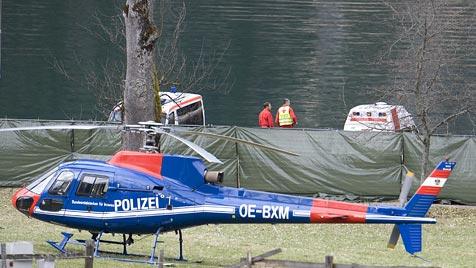 Nach Heli-Absturz am Achensee: Kein Defekt gefunden