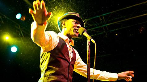 Aloe Blacc mit Soul und Reggae in der Wiener Arena (Bild: Andreas Graf)