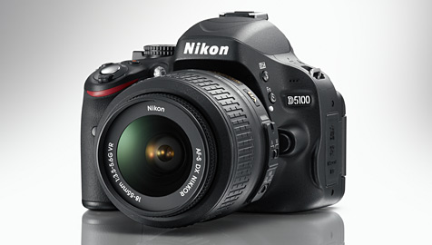"Nikon kündigt neue Einsteiger-DSLR ""D5100"" an (Bild: Nikon)"