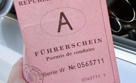 """Halleiner seit 2009 zum 4. Mal ohne """"Deckel"""" erwischt (Bild: Martin Jöchl)"""