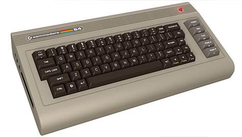 Neue Technik, altes Design: C64 feiert Wiedergeburt (Bild: Commodore USA)