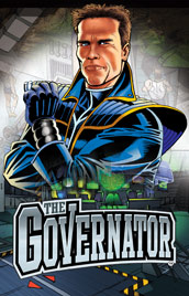 "Zeichentrickserie ""The Governator"" läuft im ORF (Bild: ORF/Your Family Entertainment)"