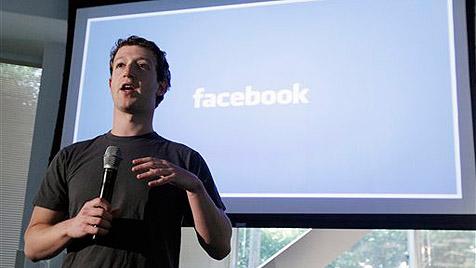Facebook legt seine Server-Konstruktion erstmals offen (Bild: AP)