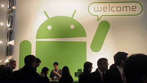 Fast jedes zweite Smartphone läuft mit Android