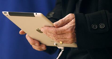Apples iPad wird Tablet-Markt noch Jahre dominieren (Bild: AP)