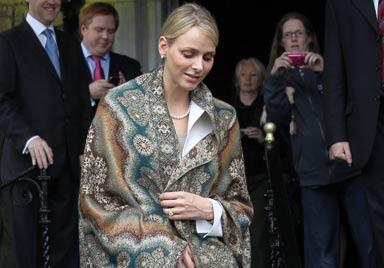 Ausbildung zur Fürstin erfolgreich abgeschlossen! (Bild: AFP)