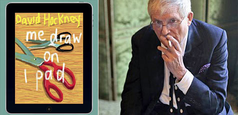 Pop-Art-Künstler Hockney nutzt iPad als Leinwand (Bild: AP, Screenshot Louisiana)