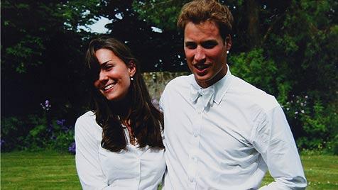 William und Kate - so haben die beiden sich getroffen (Bild: AP/Middleton Family)