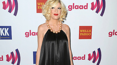 """""""90210""""-Star Tori Spelling mit drittem Kind schwanger"""