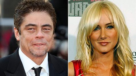 Benicio del Toro und Kimberly Stewart bekommen ein Kind (Bild: AP)