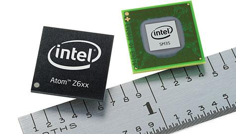 """Intel startet mit """"Oak Trail"""" in den Tablet-Markt (Bild: Intel)"""