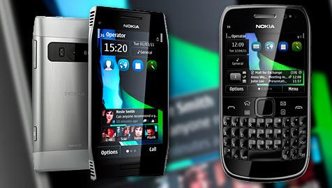 "Nokia kündigt Plattform-Update ""Symbian Anna"" an (Bild: Nokia)"