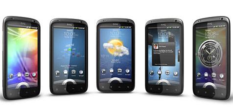 """HTC will Lauf mit dem """"Sensation"""" fortsetzen (Bild: HTC)"""