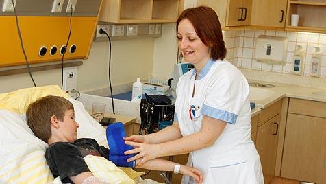 Spitalsreform - gespag gibt jetzt Job-Garantie (Bild: gespag)