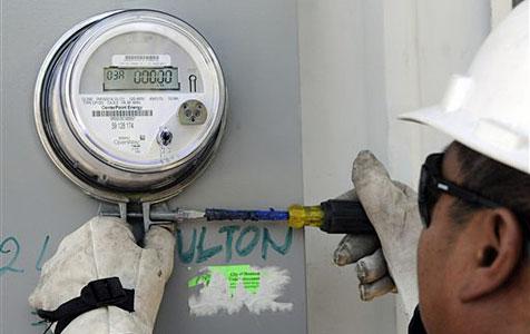 E-Control bereitet Standards für Smart Meter vor (Bild: AP)