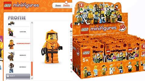 Lego-Männchen im Strahlenschutz-Anzug regt auf (Bild: Lego.at/LEGO)