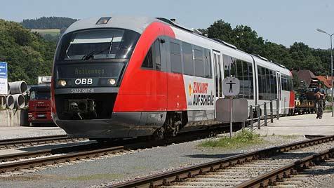 Studie sucht nach passender Variante für Mühlkreisbahn (Bild: Chris Koller)