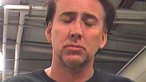 """Nicolas Cage wegen häuslicher Gewalt festgenommen (Bild: AP/Orleans Parish Sheriff""""s Office)"""