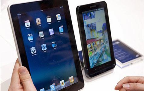 Auch T-Mobile stellt sich auf die Seite Samsungs (Bild: AP)