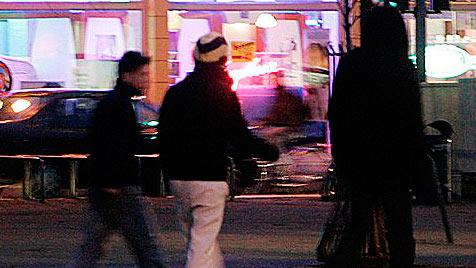 15-köpfige Jugendbande in Linz aufgeflogen (Bild: AP)