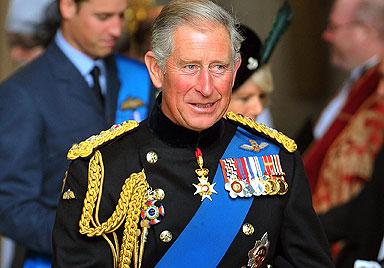 Prinz Charles stellt Rekord im Warten auf den Thron auf (Bild: AFP)