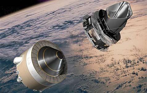 Weltraumagentur ESA Opfer von Cyber-Attacke (Bild: AP)