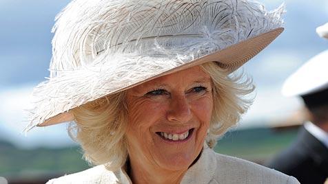 """Camilla von Queen zur """"Dame Grand Cross"""" ernannt"""