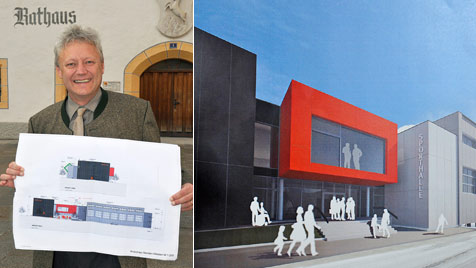 Lungau bekommt endlich sein Sport- und Kulturzentrum (Bild: Roland Holitzky)