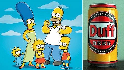 """""""Simpsons""""-Comic wegen Bierwerbung in Litauen zensiert"""