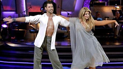 Kirstie Alley tanzt sich mit Samba und Co. zur Traumfigur
