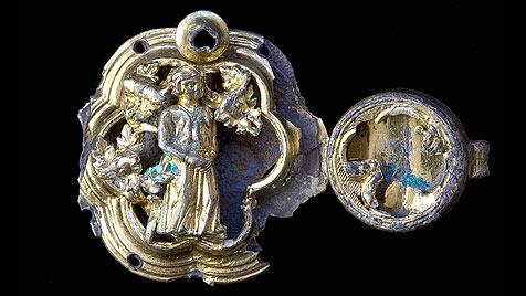 Märchenhafter Schatz wird in Museum gezeigt (Bild: APA/BDA)