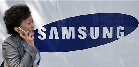 Samsung überzieht Rivalen Apple mit Patentrechtsklagen (Bild: AP)