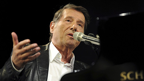 Udo Jürgens 80-jährig an Herzversagen gestorben (Bild: EPA)