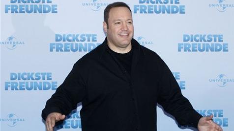 """""""Prinz"""" für """"King of Queens"""": Kevin James wieder Vater"""