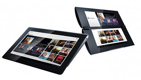 "Sony kündigt Android-Tablets ""S1"" und ""S2"" an (Bild: Sony)"