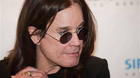 Ozzy Osbourne weint bei Film-Doku über sein Leben (Bild: AP)