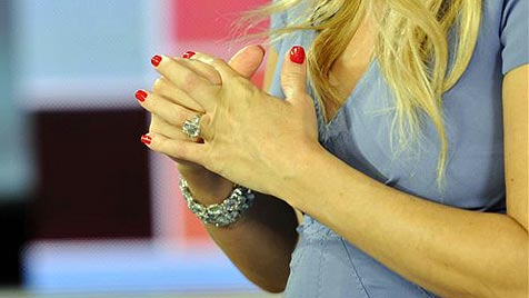 Kate Hudson gibt Verlobung mit Matt Bellamy bekannt (Bild: AP)