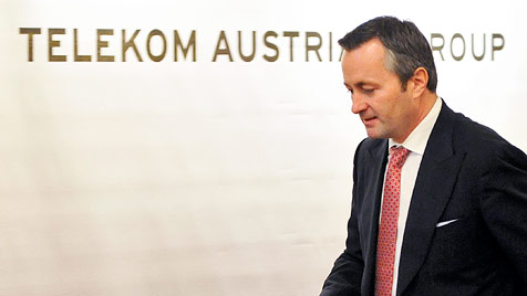 """Telekom ändert Auftritt: Auch Festnetz bald """"A1"""" (Bild: APA/HERBERT NEUBAUER)"""