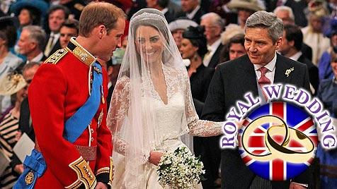 Das war der große Tag von Prinz William und Kate