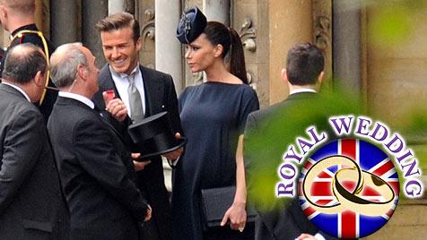 Das war der große Tag von Prinz William und Kate (Bild: AFP)