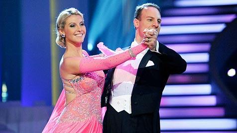 Dieter Chmelar hat in der sechsten Runde ausgetanzt (Bild: ORF/Ali Schafler)