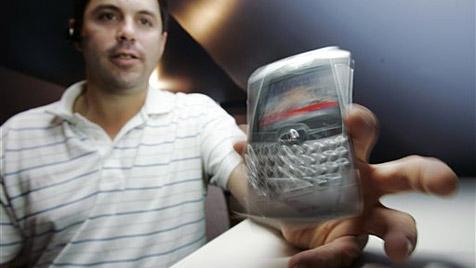 Fast jeder dritte Handynutzer erlebt Phantom-Anrufe (Bild: AP)