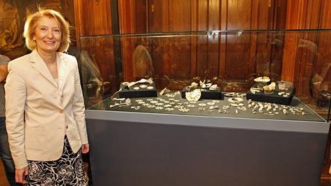 Märchenhafter Schatz wird in Museum gezeigt (Bild: REINHARD HOLL)